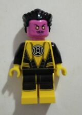 LEGO D C Comics Super Hero's Mini Figure Sinestro 76025 SH144 R620