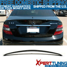 Fit For 2008-2014 Benz C-Class W204 Sedan AMG Style #040 Painted Trunk Spoiler