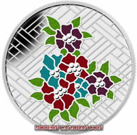 CANADA 2014 $20 FINE SILVER COIN - STAINED GLASS- CRAIGDARROCH CASTLE