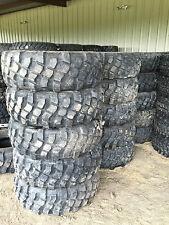 NEW! Michelin XML 395/85R20 Military Tire 46 Tall Mud Rock Mega Truck 100% tread