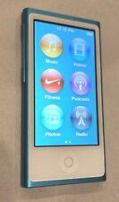 Apple iPod Nano 16GB (7th Generation, Blue) MD477LL/A refurbished