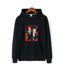 Boku no Academia Bakugou Katsuki Kirishima Hoodies Coat Sweater 100% Cotton