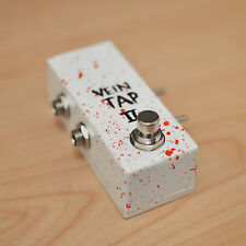 More details for vein tap 2 - custom uk handmade tap tempo switch / pedal with dual output