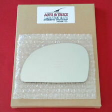 New Mirror Glass + Adhesive 03-06 Accent Driver Left Side Lh *Fast Shipping*
