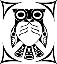 Owl Vinyl Sticker Decal for cars, truck, laptops, tablets and more