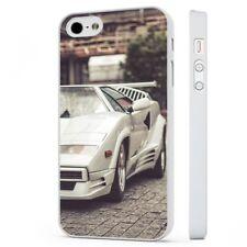 Lobo De Wall Street Blanco Ferrari Funda de teléfono blanco se adapta iPhone