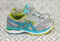 Womens Asics Gel Nimbus 16 T485N Athletic Running Shoes Trainers Size 8.5 Blue