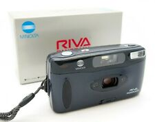 Minolta Riva Panorama, 35mm Panoramic Camera, Mint & Boxed + Case, UK Dealer