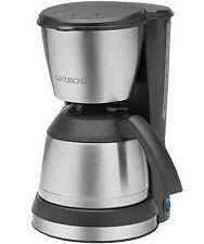 Clatronic Thermo Kaffeeautomat Edelstahl Kaffeemaschine Kaffee Maschine Automat
