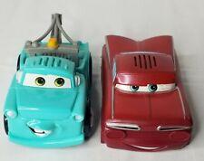 Disney's Pixar Cars Shake N Go Tow Mater And Low N Slow (2005)