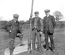 ANTIQUE REPRODUCTION HUGE PUNT GUN DUCK GOOSE HUNTING BOAT 8X10 PHOTOGRAPH 7