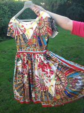 Dolce & Gabbana Multi Colour dress size 44