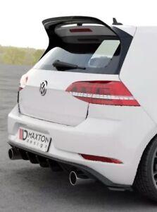 Spoiler Heckspoiler für VW Golf 7 GTI GTD R VII Clubsport Dachspoiler Heckflügel