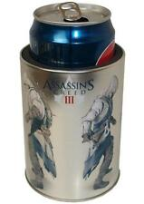 Assassins Creed 3 Connor Metal Can Cooler / Stubby Holder