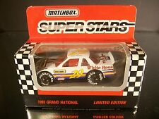 Phil Parsons #29 Matchbox White Rose Collectibles 1993 Chevrolet Lumina