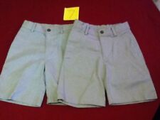 Boys Size 7 Dockers shorts khaki uniform Lot of 2