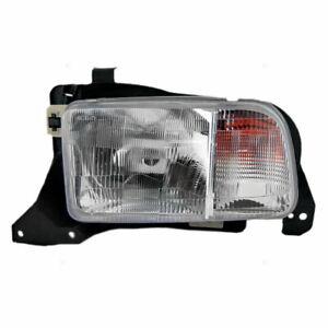 LH Left Drive side Headlamp fits 1999 2000 2001 2002 2003 2004 Chevrolet Tracker