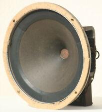 speaker klangfilm field coil full range telefunken siemens vintage collar horn