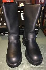 Engineer Motorcycle Leather Boots Men's US-11 New without Box