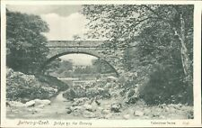 Bettws-y-Coed, Bridge On The Conway AJ.278