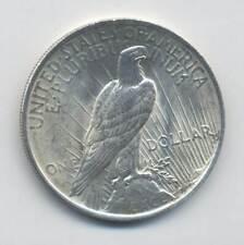 USA  1 Dollar Peace Dollar 1922 vz  Silber