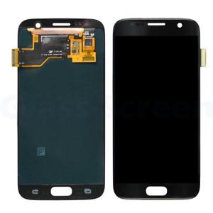 Samsung Galaxy S7 G930 G930F A V P T LCD Screen Digitizer Soft OLED High Quality
