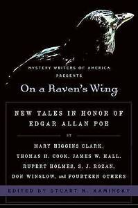 On a Raven's Wing: New Tales in Honor of Edgar Allan Poe $5.00 Sale