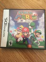 Super Mario 64 DS Nintendo NDS Cib Game Complete Nice NG3
