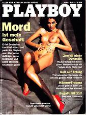 Playboy (deutsch) Mai 5/93 John de Mol James Dean Patricia Veit  Z 2