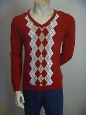 TOMMY HILFIGER Cotton Knit Jumper sz L / XL - BUY Any 5 Items = Free Post