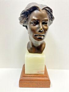 "Glenna Goodacre bronze ""Sarah"" sculpture signed & numbered 53/200"