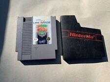 Life Force Nintendo Entertainment System 1988 Authentic Excellent Shape Works