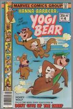 YOGI BEAR (1977 MARVEL) 4 FN May 1978