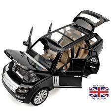 1:24 Alloy Car Model Land Rover HIGH CLASS SUV 6 Doors Open Light Sound Toys
