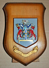 Thames Valley Police desk plaque shield crest constabulary