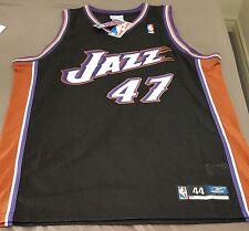 Reebok Brand New Authentic Andrei Kirilenko Utah Jazz Jersey Size 44