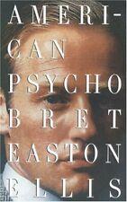 New listing American Psycho Paperback Bret Easton Ellis