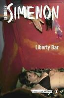Liberty Bar (Inspector Maigret)  (ExLib) by Simenon, Georges
