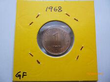 Malaysia 1 Sen 1968 - EF