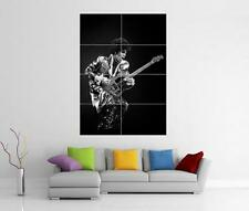 PRINCE PURPLE RAIN LIVE GUITAR SYMBOL HITS ULTIMATE GIANT WALL ART PRINT POSTER