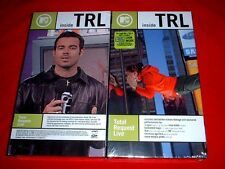 NEW SEALED VHS: MTV PRESENTS INSIDE TRL TOTAL REQUEST LIVE 'n sync & other stars