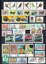 East-Germany/DDR/GDR: All stamps of 1979 in a year set complete, MNH