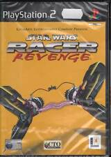 Star Wars Racer Revenge Sony Ps2 PAL ITA