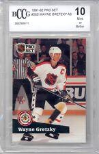 1991 Pro Set Wayne Gretzky (All-Star Card) (HOF) (#285) BCCG10 BCCG
