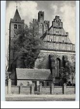 Westpreussen Rautenberg AK 1960 NEUENBURG Pfarrkirche alte Postkarte