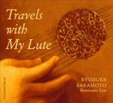 TRAVELS WITH MY LUTE / RYOSUKE SAKAMOTO USED - VERY GOOD CD