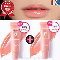 1+1 LIP GLOSS Moisture Full Lip Gloss 10ml CORAL / Lip Stain Korean Cosmetics