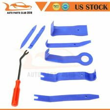 Removal Tool Kit 8pcs for Auto Car Door Trim Radio Audio Stereo pry Tools