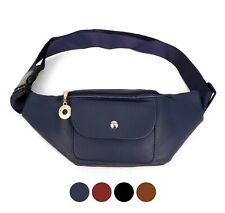 Nollia Ladies Leather Fashion Fanny Packs