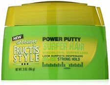 Garnier Fructis Style Power Putty Surfer Hair 3 oz All Day Strong Hold